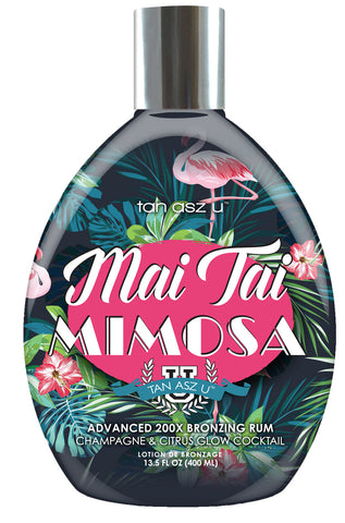 Tan Asz U Mai Tai Mimosa Advanced 200X Bronzing 13.5 fl oz