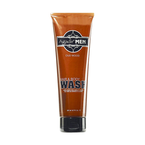 Agadir Men Oud Wood Hair & Body Wash