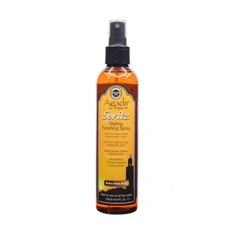 Agadir Spritz Styling Finishing Spray 8oz