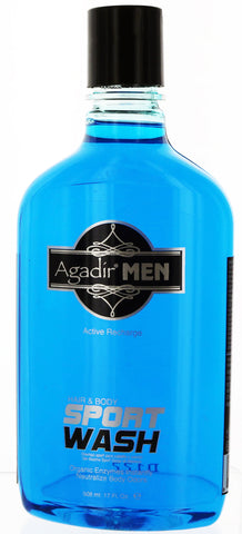 Agadir Men Sport Hair & Body Wash