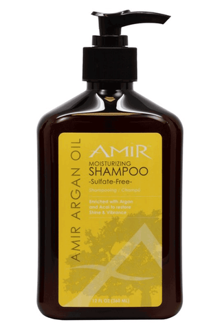 Amir Argan Oil Moisturizing Shampoo 12oz