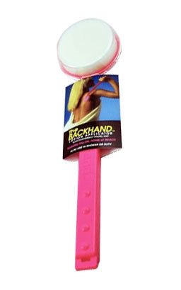 The Reach Backhand Lotion Applicator Pink