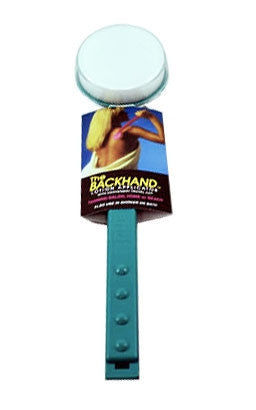 The Reach Backhand Lotion Applicator Teal