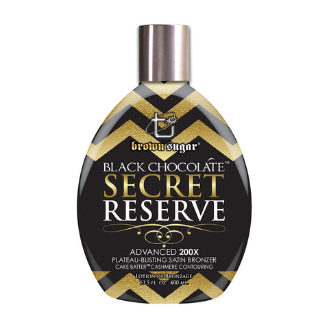 Black Chocolate Secret Reserve 200x Bronzer