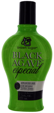 Brown Sugar Black Agave Especial Advanced 200x 7.5oz Ltd Edition 7.5 oz