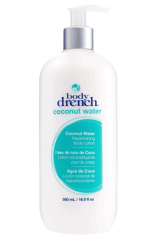 Body Drench Moisturizer Coconut Water 16.9oz