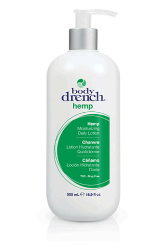 Body Drench Moisturizer Hemp 16.9oz