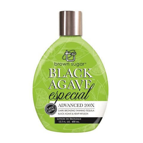 Brown Sugar Black Agave Especial 200x Bronzer