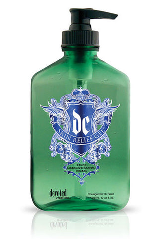 Devoted Creations Skin Relief Gel 12oz