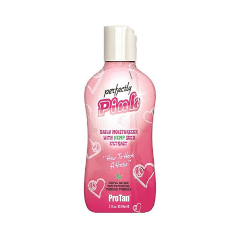 Pro Tan Perfectly Pink Daily Moisturizer 2oz