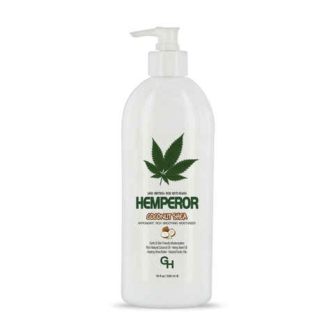 Hemperor Coconut Shea Moisturizer Body Lotion