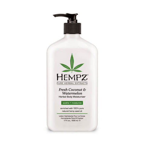Hempz Moisturizer Fresh Coconut & Watermelon