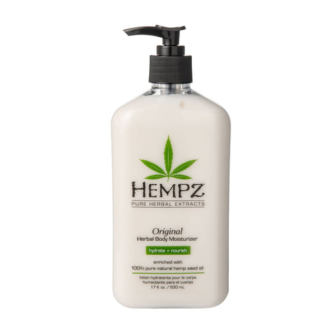 Hempz Moisturizer Original Hempz Body Lotion 17  fl oz - Moisturizers And More