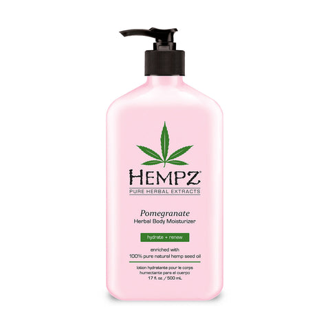 Hempz Moisturizer Pomegranate Body Lotion