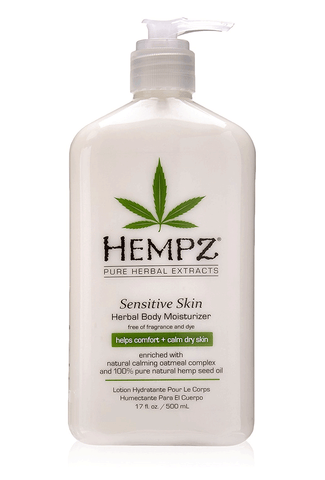 Hempz Moisturizer Sensitive Skin 17oz