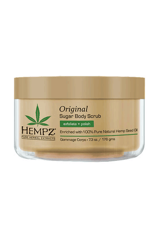 Hempz Sugar Body Scrub Original 5oz