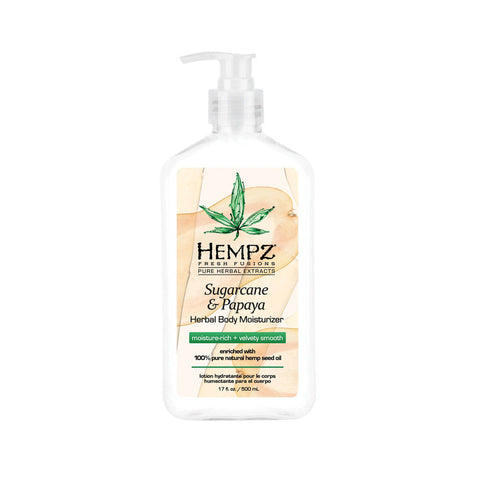 Hempz Sugarcane & Papaya Herbal Body Moisturizer