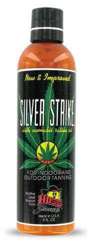 Hoss Sauce Silver Strike Hemp Tanning Maximizer 8oz - Moisturizers And More