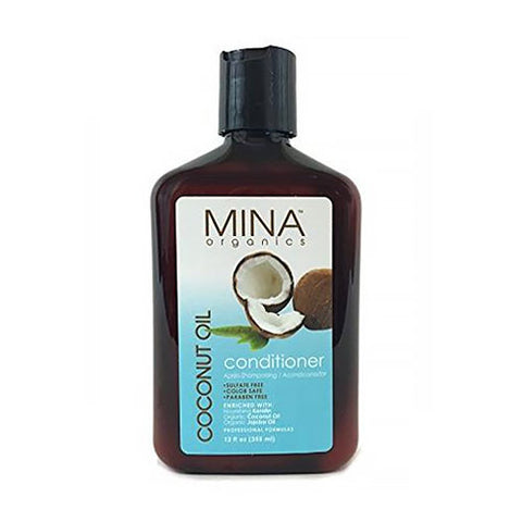 Mina Coconut Oil Conditioner 12oz