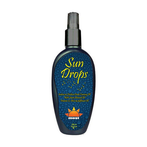 Most Sun Drops Dark Tanning Oil 8.5oz