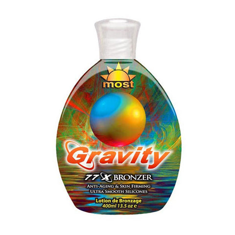 Most Gravity 77X Tanning Lotion Bronzer