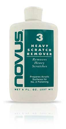 Novus Plastic Polish #3 - Moisturizers And More