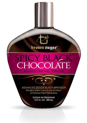 Spicy Black Chocolate 200x Hot Bronzer 13.5oz