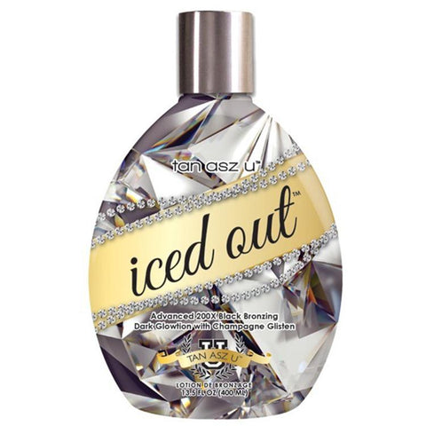 Tan Asz U Iced Out 200x Tanning Lotion Bronzer