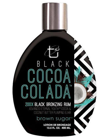 Tan Inc Black Cocoa Colada 200x Bronzer 13.5oz