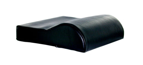 Tanning Bed Pillow Contour Black