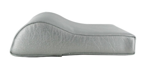 Tanning Bed Pillow Contour Silver Gray