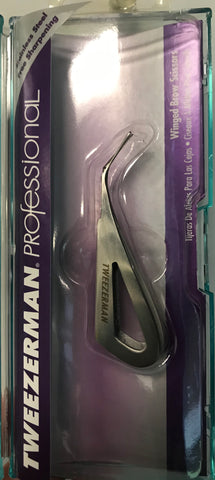 Tweezerman Winged Brow Scissors 2915-P - NEW