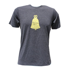 P Bell Tee - Charcoal