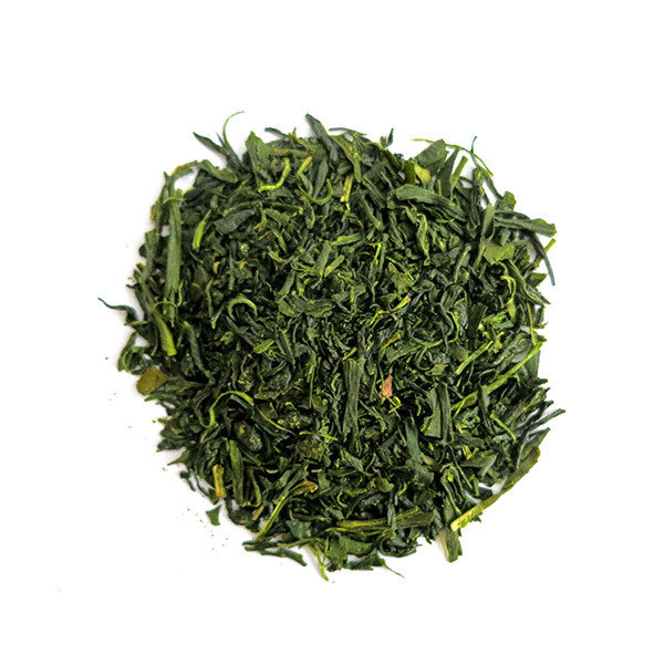 Organic<br>Green Tea Leaf