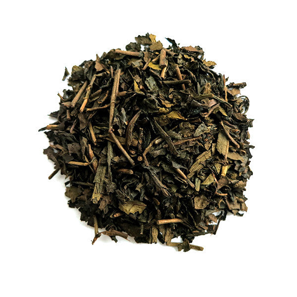 Organic<br>Roasted Tea Leaf