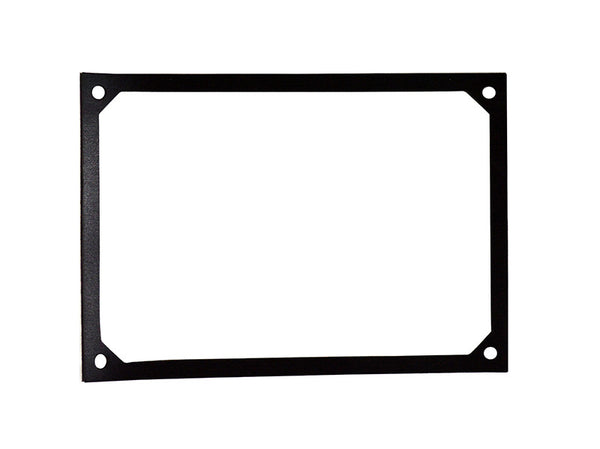 3411 Front Panel Gasket