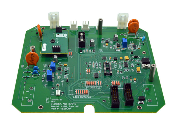 Universal Baseboard with High Voltage Module