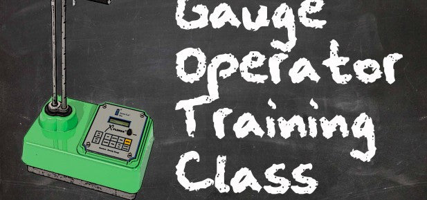 Nuclear Gauge Operators Training