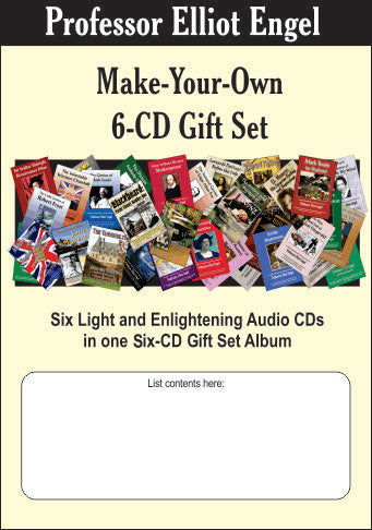 MY06 - Design Your Own 6-CD Gift Set
