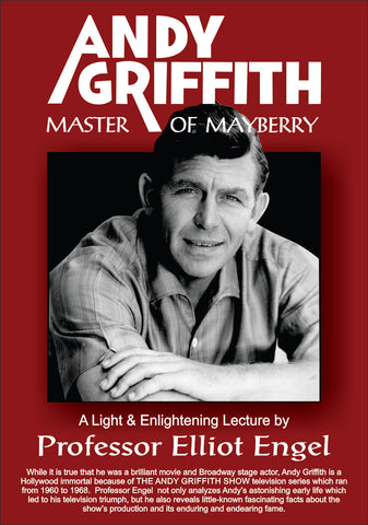 DL106 Andy Griffith: Master of Mayberry AUDIO DOWNLOAD