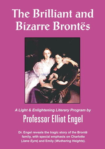 DL12 The Brilliant and Bizarre Brontes - AUDIO DOWNLOAD