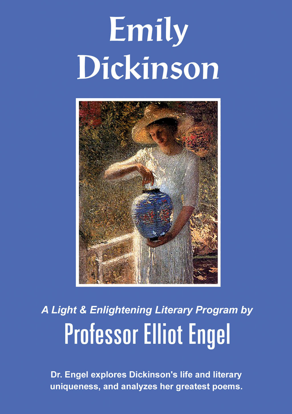 DL13 Emily Dickinson - AUDIO DOWNLOAD