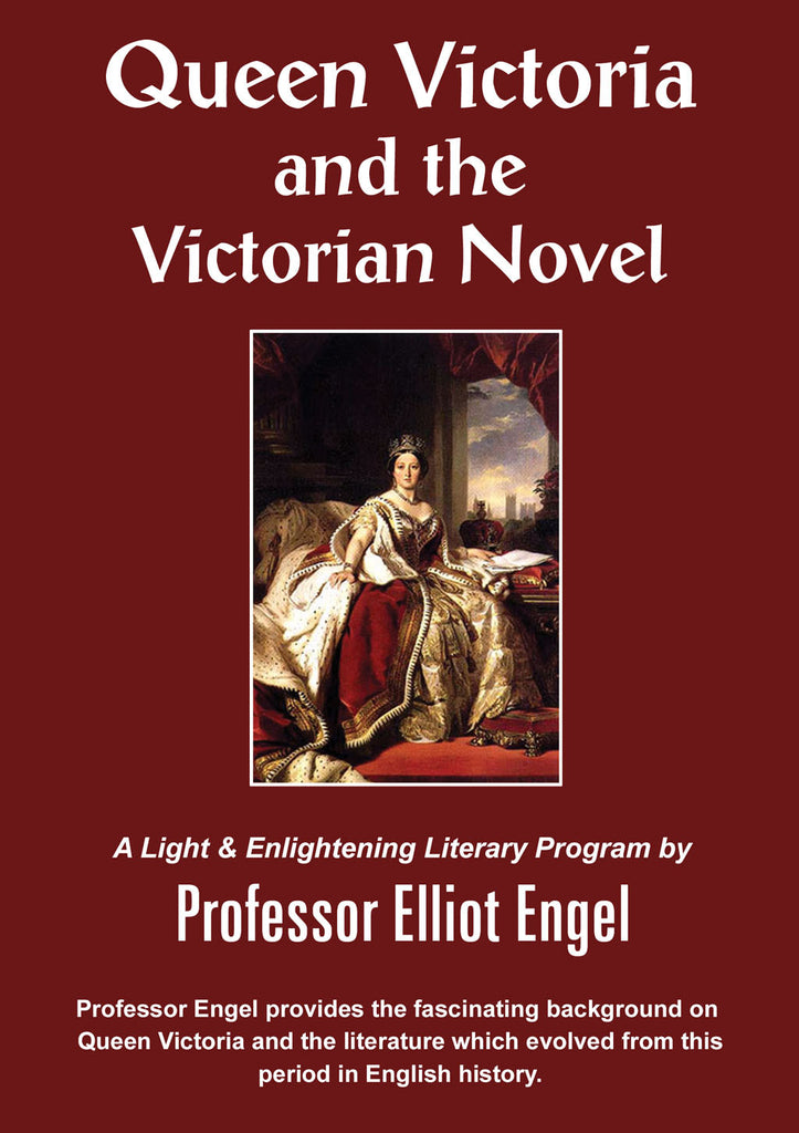 CD16 Queen Victoria and the Victorian Novel