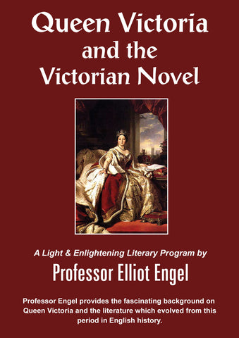 DL16 Queen Victoria and the Victorian Novel - AUDIO DOWNLOAD