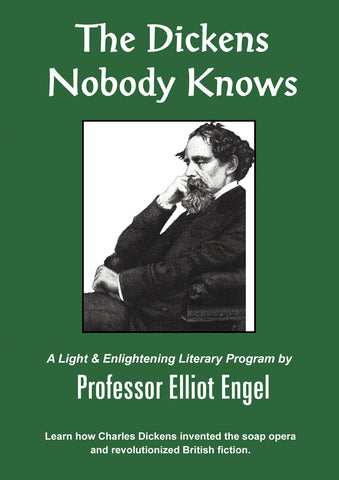 The Dickens Nobody Knows - Audio Download
