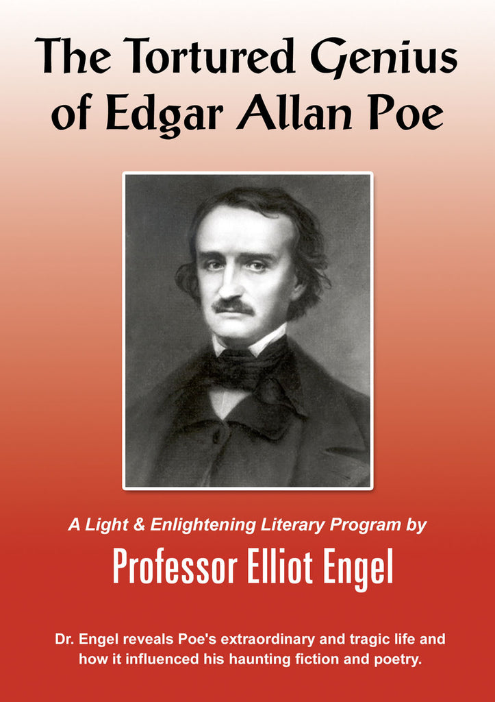 Tortured Genius of Edgar Allan Poe