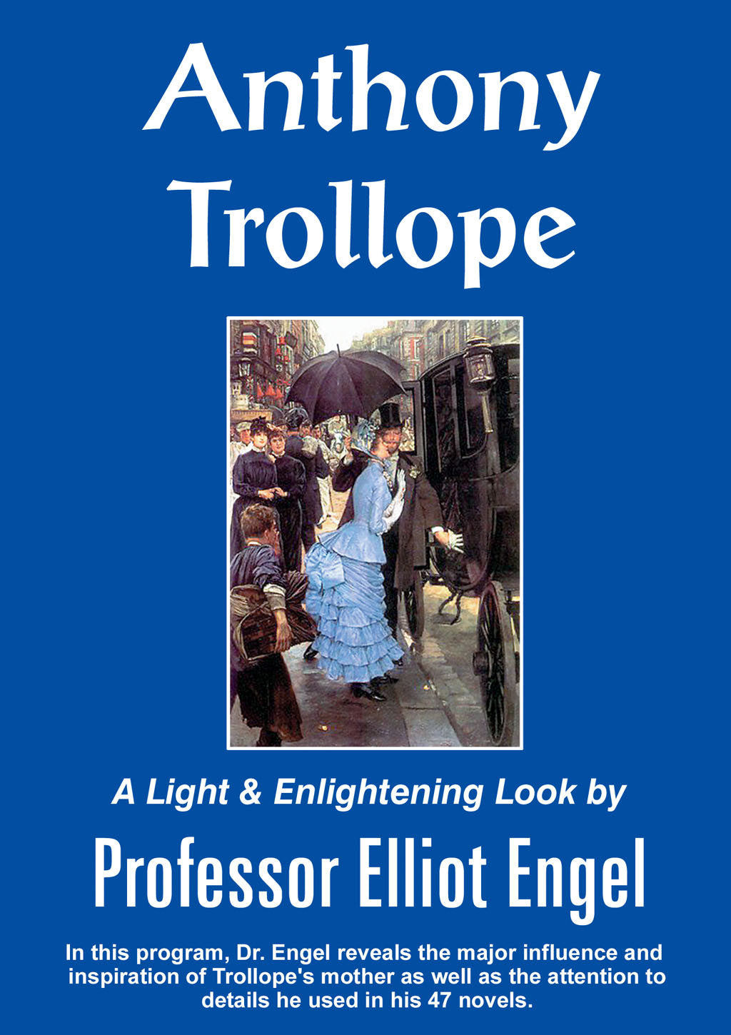 DL24 Anthony Trollope  AUDIO DOWNLOAD
