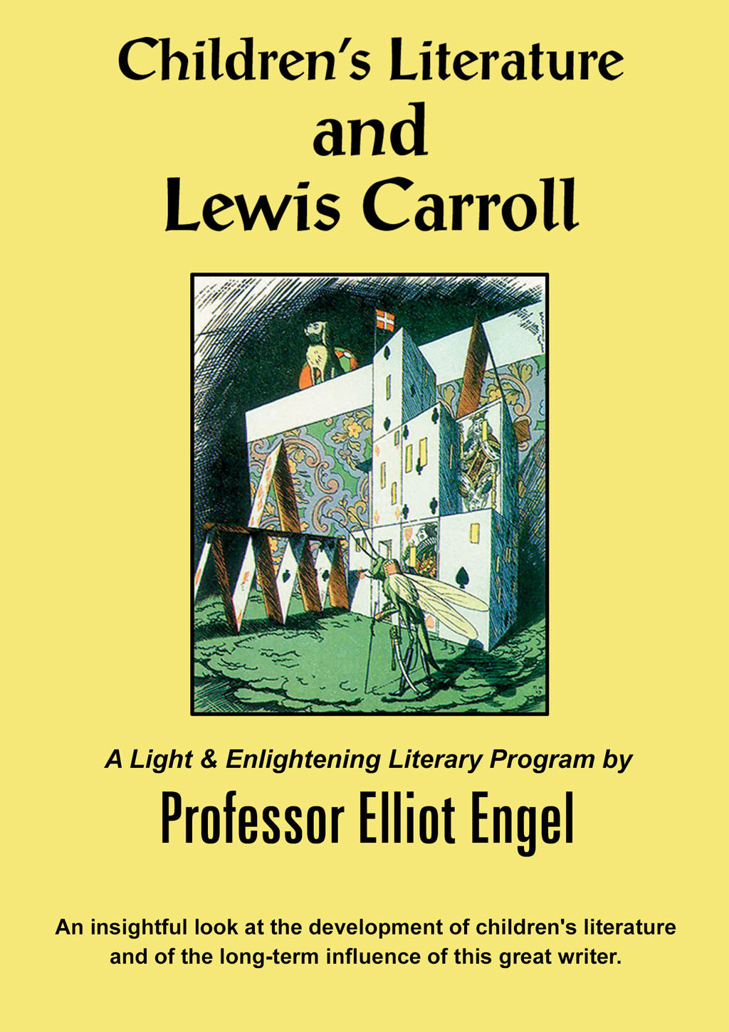 Children's Literature and Lewis Carroll