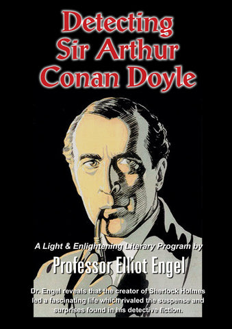 Detecting Sir Arthur Conan Doyle