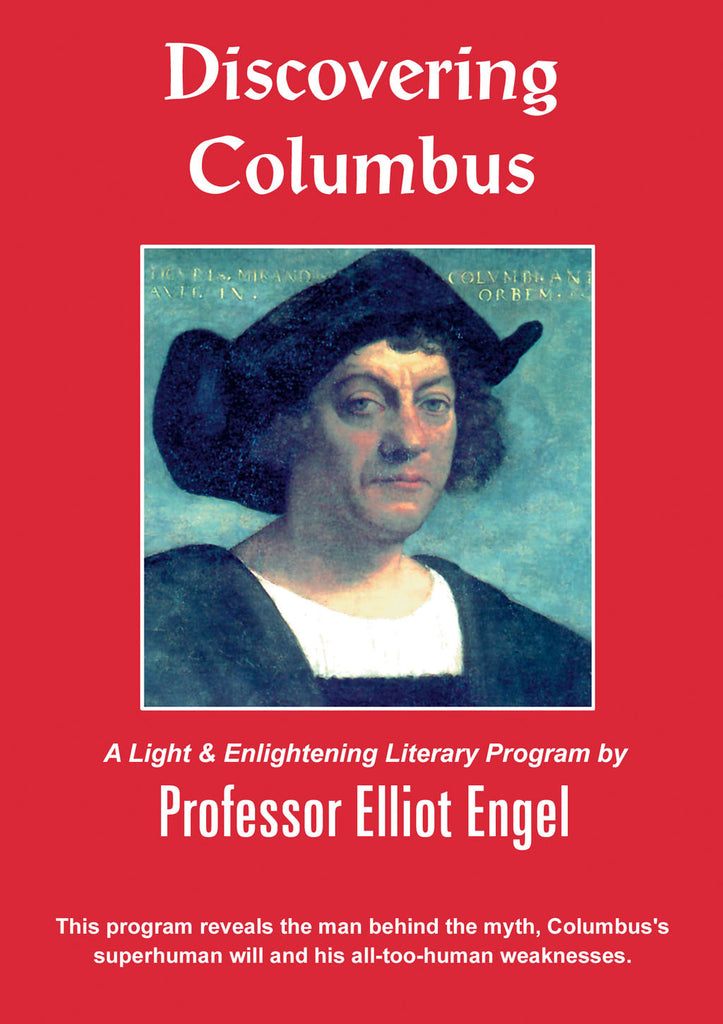 DL33 Discovering Columbus - AUDIO DOWNLOAD
